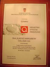 Priznanje ministarstva 2010