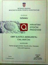Priznanje ministarstva 2011